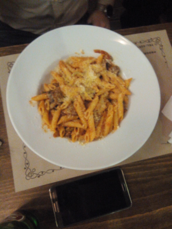 Paste Arlechino Restaurant Mythos