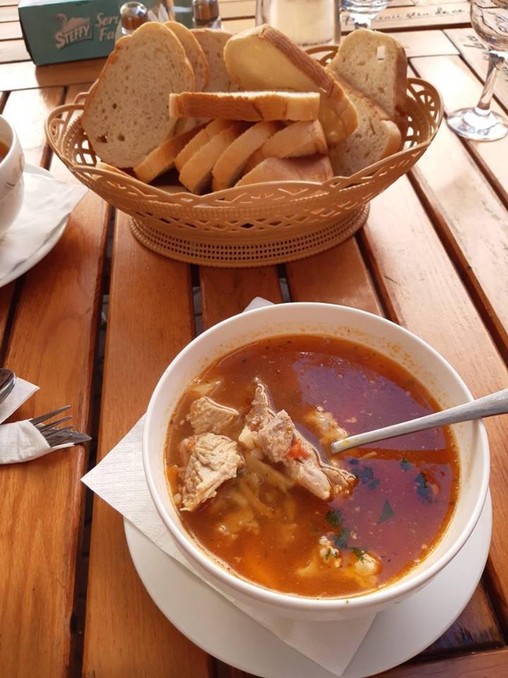 Ciorba Restaurant Still Garden Rovine