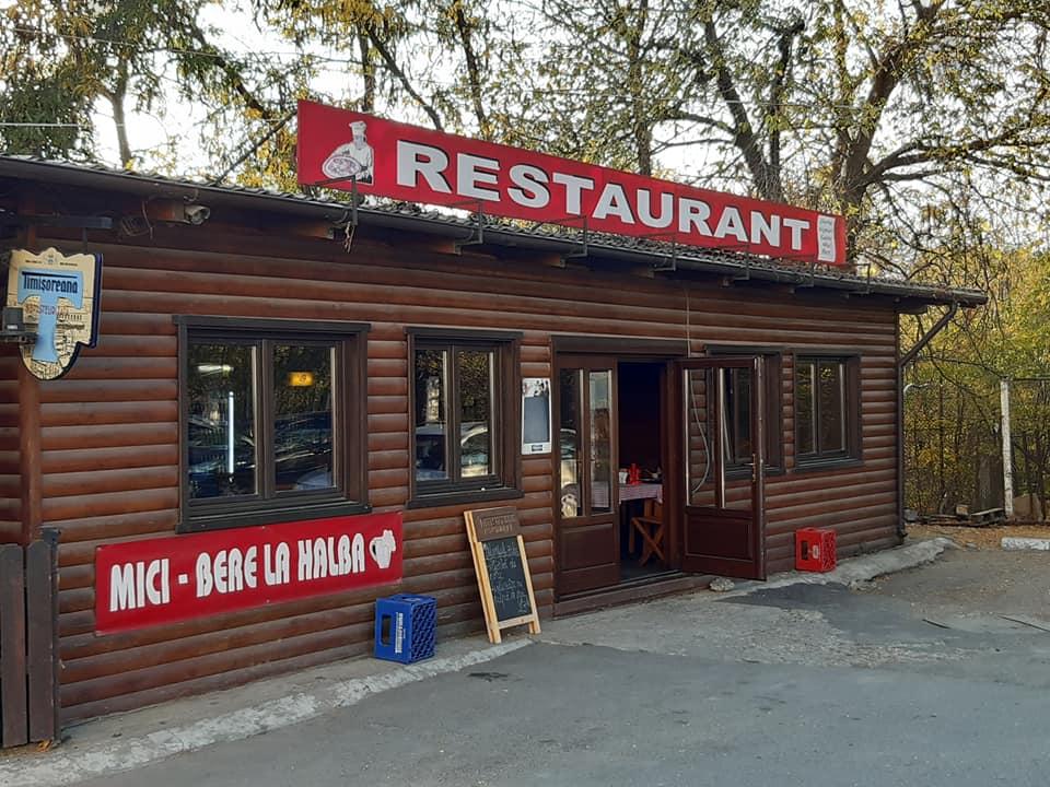 Restaurant meniul zilei Banie