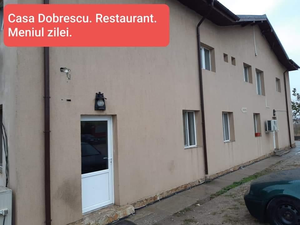 Restaurant meniul zilei Casa Dobrescu Craiova