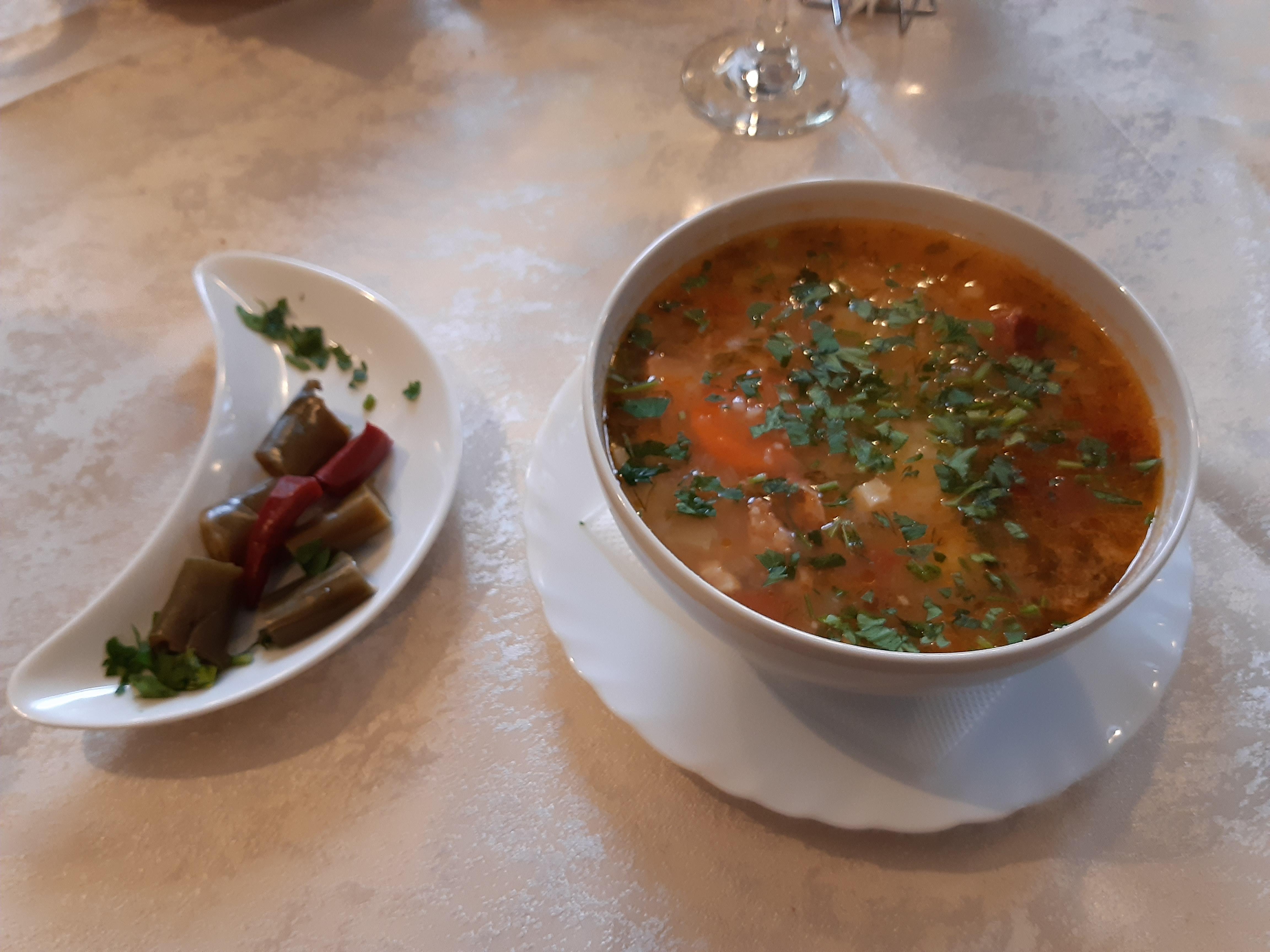 Meniul zilei Restaurantul Craiova din centrul Craiovei