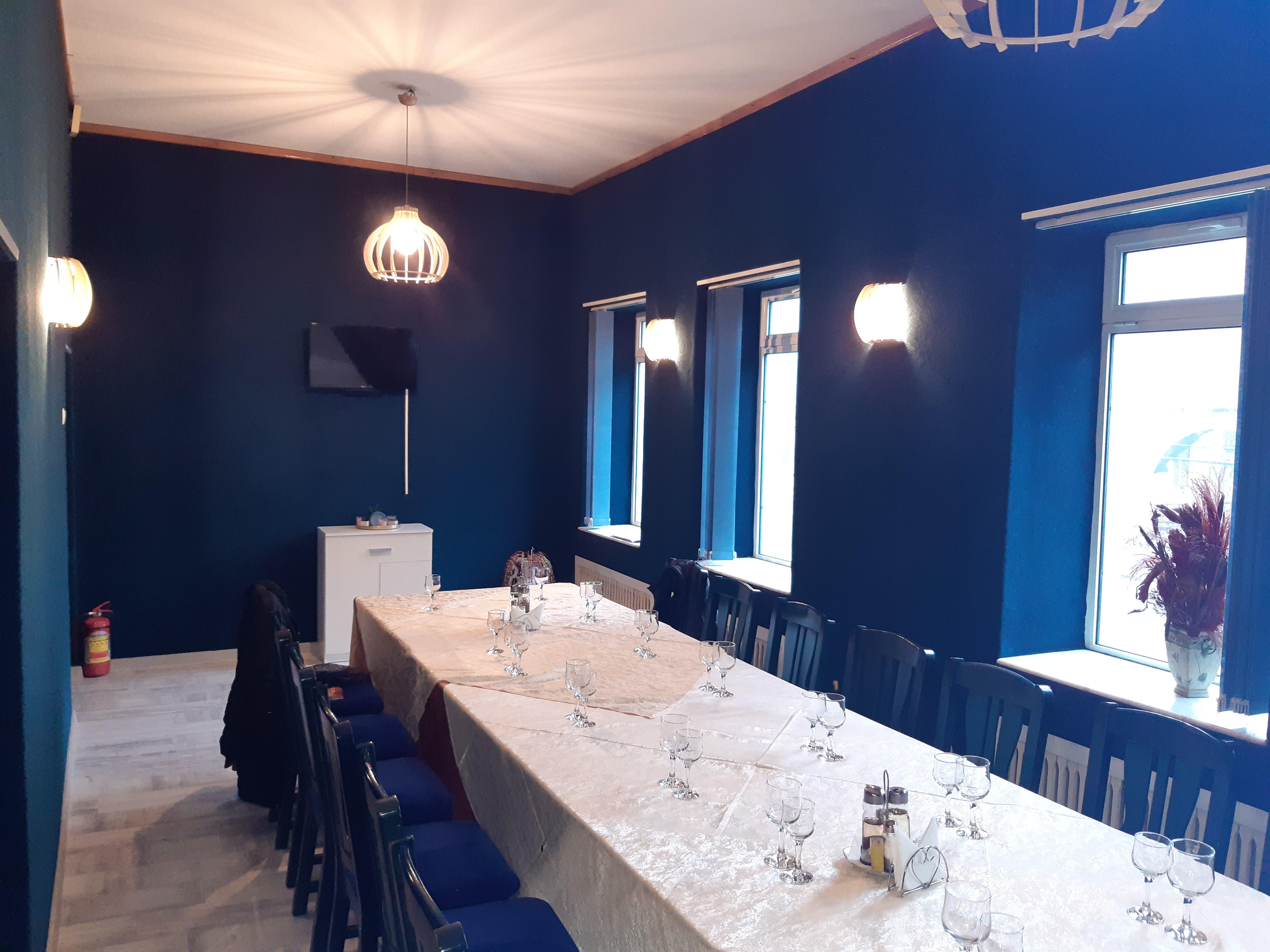 Sala de mese meniul zilei Restaurantul Craiova din Craiova