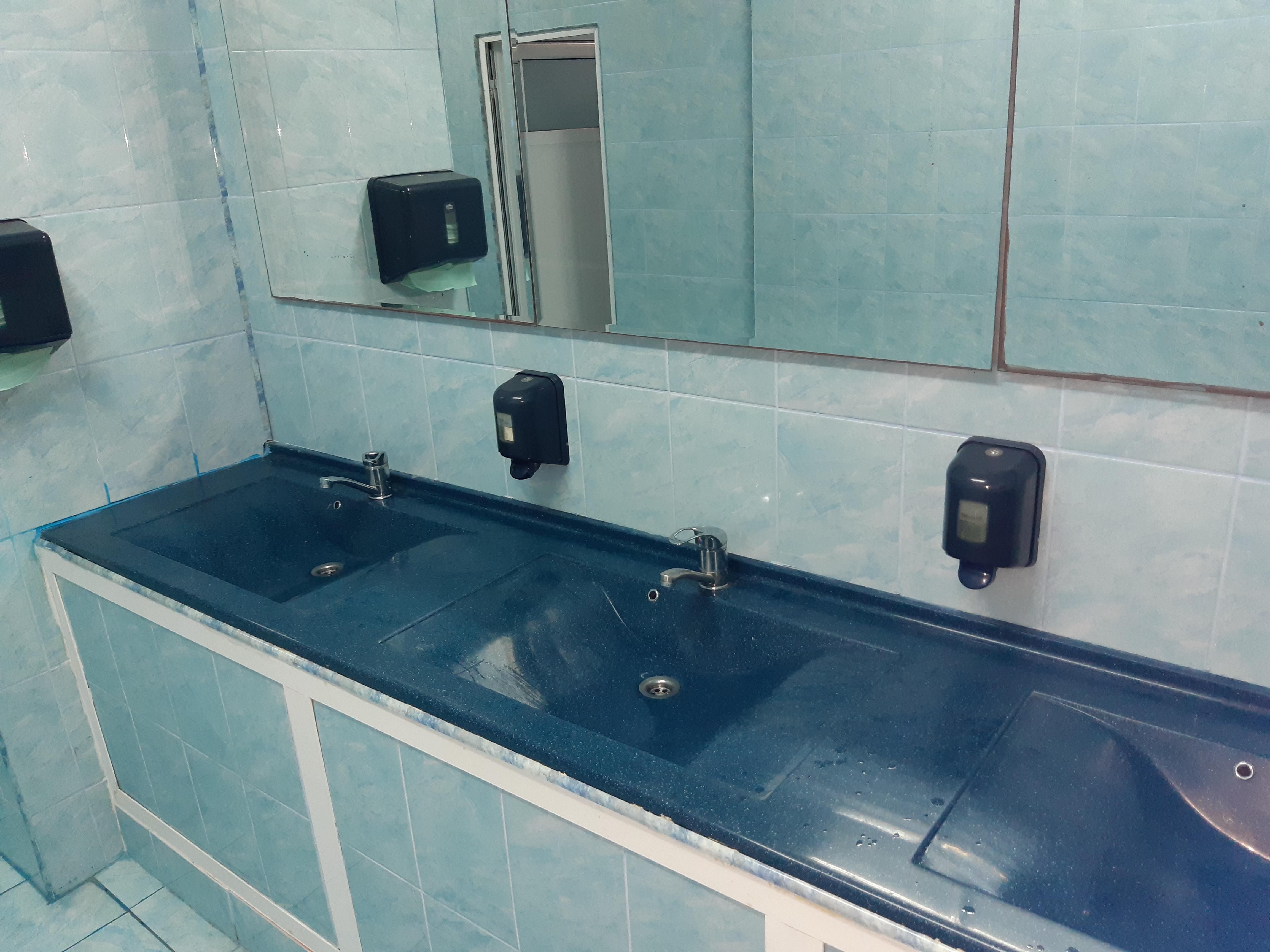 Toalete curate Restaurantul Craiova