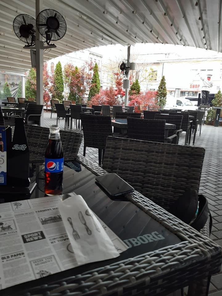 Terasa Restaurant Perinita Craiova nov2020