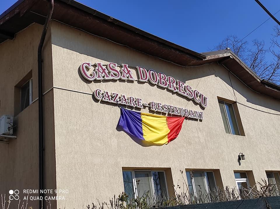 Fatada Casa Dobrescu Craiova