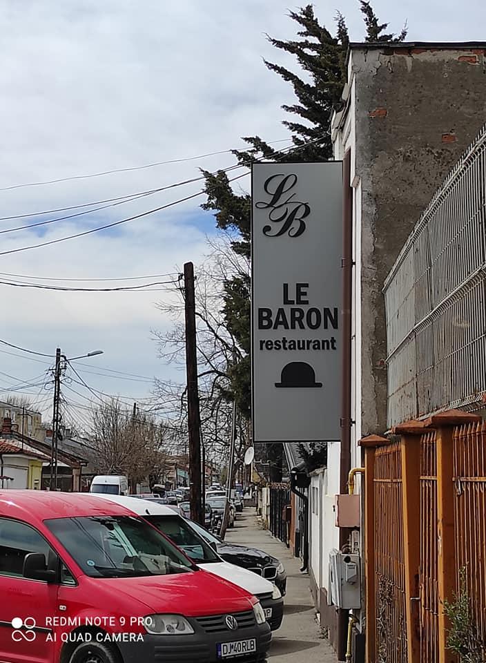 Sigla Le Baron exterior